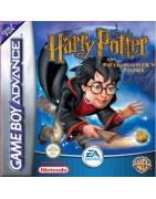 Harry Potter and the Philosopher's Stone Gameboy Advance