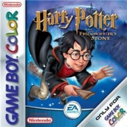 Harry Potter and the Philosopher's Stone Gameboy