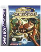 Harry Potter Quidditch World Cup Gameboy Advance