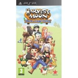 Harvest Moon Hero of Leaf Valley PSP
