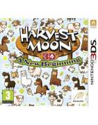 Harvest Moon A New Beginning 3DS