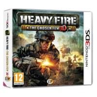 Heavy Fire: Chosen Few 3DS
