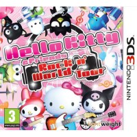 Hello Kitty and Friends Rocking World 3DS