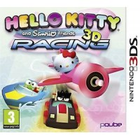 Hello Kitty and Sanrio Friends 3D Racing 3DS