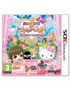 Hello Kitty and The Apron of Magic Rhythm Cooking 3DS