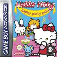 Hello Kitty Party Pals Gameboy Advance