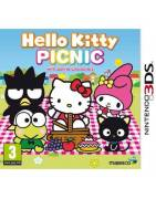 Hello Kitty Picnic with Sanrio Characters 3DS