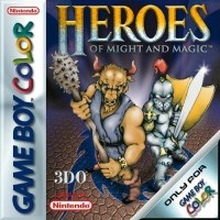 Heroes of Might & Magic Gameboy