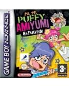Hi Hi Puffy Ami Yumi Kaznapped Gameboy Advance