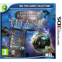Hidden Expedition Titanic 3DS