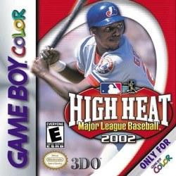 High Heat Baseball 2002 Gameboy
