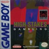 High Stakes Gambling Gameboy