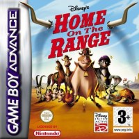 Home on the Range Gameboy Advance