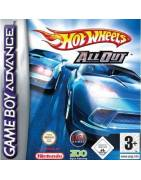 Hot Wheels All Out Gameboy Advance