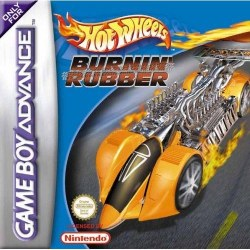 Hot Wheels Burnin' Rubber Gameboy Advance