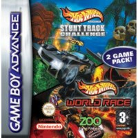 Hot Wheels Stunt Track Challenge & World Race Gameboy Advance