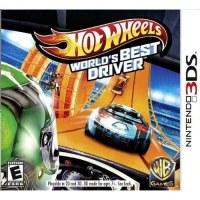 Hot Wheels Worlds Best Driver 3DS