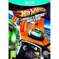 Hot Wheels Worlds Best Driver Wii U
