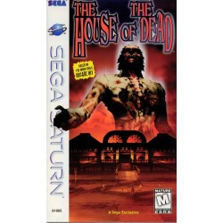 House of the Dead Saturn