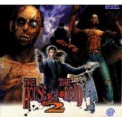 House of the Dead 2 with Gun Dreamcast