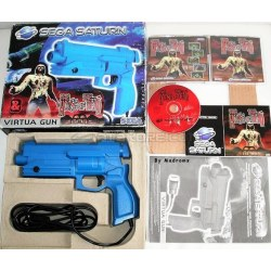 House of the Dead with Gun Saturn