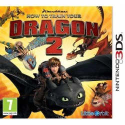 How to Train Your Dragon 2 3DS