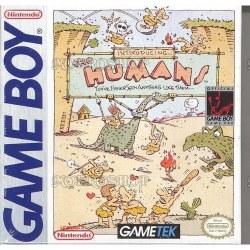 Humans Gameboy