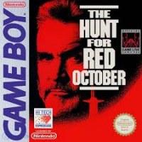 Hunt for Red October Gameboy