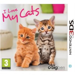 I Love My Cats 3DS