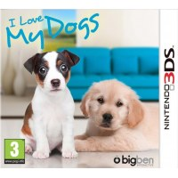 I Love My Dogs 3DS