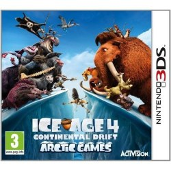Ice Age 4 Continental Drift: Arctic Games 3DS