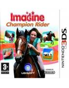 Imagine Champion Rider 3D 3DS