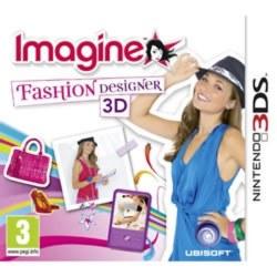 Imagine Fashion Designer 3DS