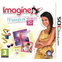 Imagine Fashion World 3D 3DS