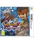Inazuma Eleven 3 Team Ogre Attacks 3DS