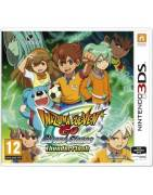 Inazuma Eleven Go Chrono Stones: Thunderflash 3DS