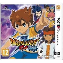 Inazuma Eleven Go Shadow 3DS