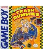 Incredible Crash Dummies Gameboy