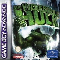 Incredible Hulk Gameboy Advance