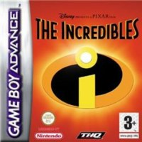 Incredibles The Gameboy Advance