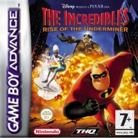 Incredibles The Rise Of The Underminer Gameboy Advance