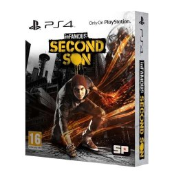 inFAMOUS Second Son Special...