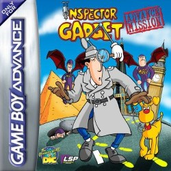 Inspector Gadget Advance Mission Gameboy Advance
