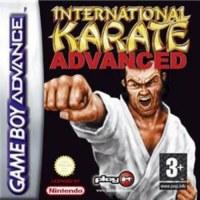 International Karate Advance Gameboy Advance
