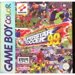International Superstar Soccer 99 Gameboy