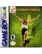 International Track & Field Gameboy