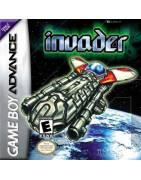 Invader Gameboy Advance