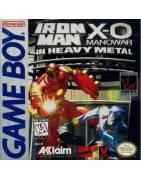 Iron Man & X-O Manowar in Heavy Metal Gameboy