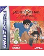 Jackie Chan Adventures Gameboy Advance