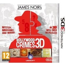James Noirs Hollywood Crimes 3DS
